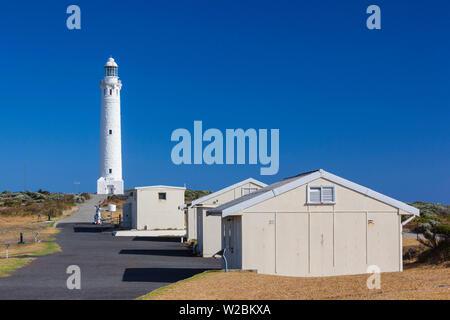 L'Australie, l'ouest de l'Australie, le sud-ouest, le Cap Leeuwin, Le Cap Leeuwin Lighthouse Banque D'Images