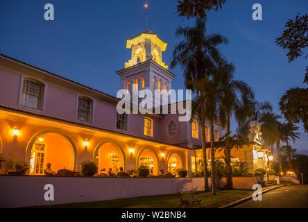 Belmond Hotel Das Cataratas, Iguacu Falls, État du Parana, Brésil Banque D'Images