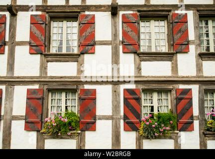 Musée en plein air Ballenberg, Suisse, Oberland Bernois, Suisse Banque D'Images