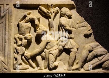 C'est Romain prix gallo romaine, Musée d'Aquitaine, musée d'Aquitaine. Bordeaux, Gironde. Région Aquitaine. France Europe Banque D'Images