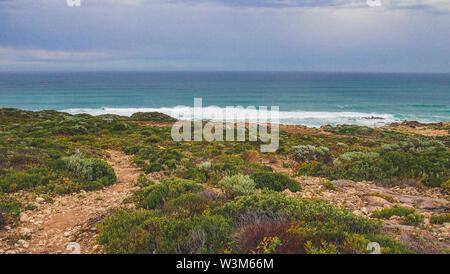Sentier du cap Naturaliste près de Resende, dans l'ouest de l'Australie Banque D'Images