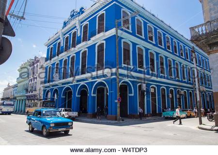 Romeo y Julieta cigar factory extérieur dans la journée. Banque D'Images