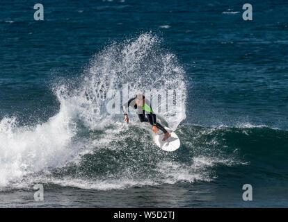 Conseil court Surf, Playa de las Americas