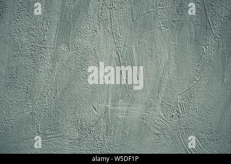 Fond gris, grunge mur de béton. La texture rugueuse scabres. Mur peint sale. Peinture acrylique sur carte dans un style moderne. Gratté la surface. C Banque D'Images