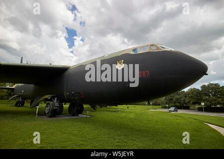 B-52 Memorial Park Orlando Floride usa États-Unis d'Amérique