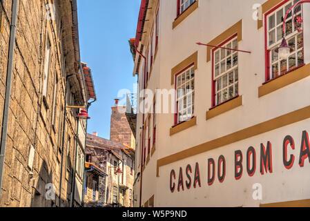 Guarda, Portugal Banque D'Images