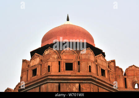 Fort Rouge, Delhi, Inde, Asie Banque D'Images