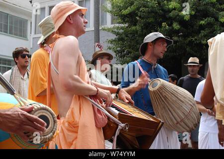 Hare Krishna, Festival des chars, Venise, CA