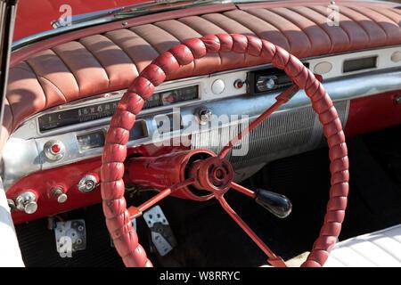 Chevrolet 1950 Convertible voiture américaine à La Havane ...