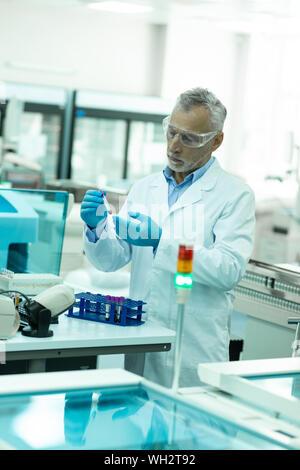 Travail scientifique sérieux dans la sphère de la santé et de la médecine