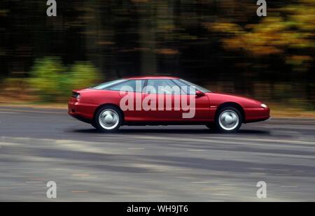 Citroën Activa 2 concept car 1990 Banque D'Images