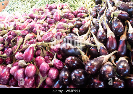 Les fruits et légumes de marchés du Moyen-Orient. Banque D'Images