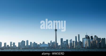 La ville de Toronto, Ontario, Canada