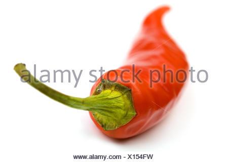 Poivrons rouges poivrons paprika pepperoni chili chili food aliment belle Banque D'Images