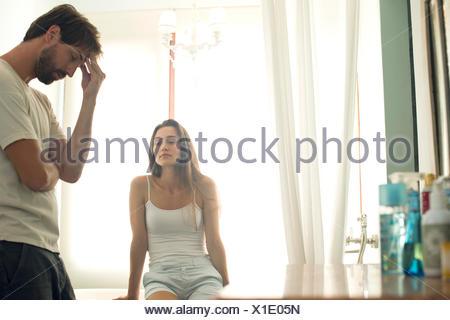 L'expérience des difficultés de relation de couple