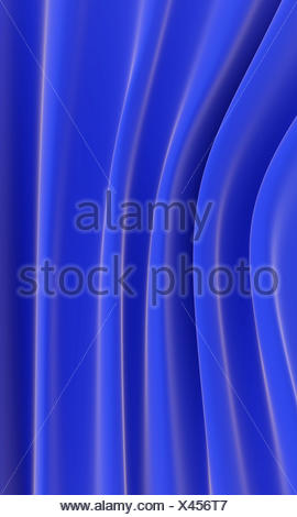Résumé fond de vagues du bleu si doux Banque D'Images