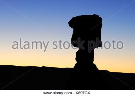 Le marteau de Thor, Sunrise Point, Bryce Canyon National Park, Utah, USA Banque D'Images