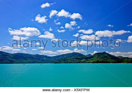 Allemagne, Berlin, Isarwinkel, Spain, Alpes bavaroises, Banque D'Images