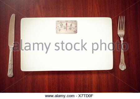 Image composite de balances Banque D'Images