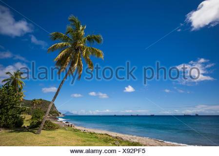Pays-bas, Saint Eustache, Oranjestad Oranjestad, bay