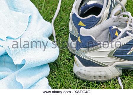 sport, courir Banque D'Images