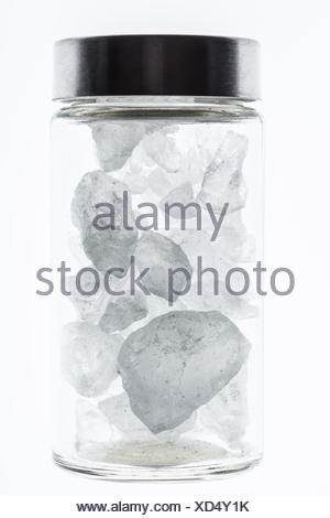 Pierre d'Alun cristaux.