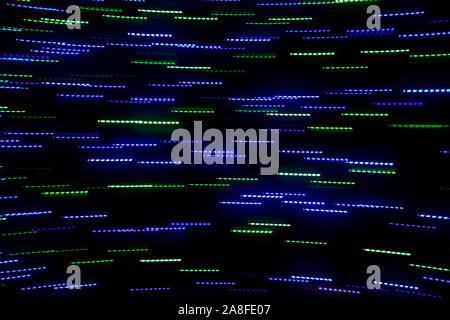 Abstract pattern luminoso sullo sfondo - Asheville, North Carolina, STATI UNITI D'AMERICA