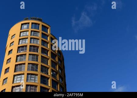Architettura moderna a Londra Foto Stock