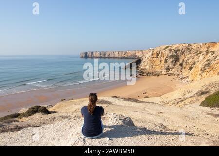Algarve Portogallo Foto Stock