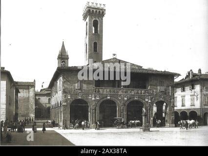 Italiano: San Giovanni Valdarno - Foto d'epoca; 1 gennaio 1930; Foto d'epoca; sconosciuta;