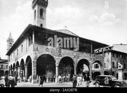Italiano: San Giovanni Valdarno - Foto d'epoca; 1 gennaio 1950; Foto d'epoca; Unkno n;