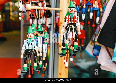 Pinocchio in legno bambole giocattoli per la vendita, San