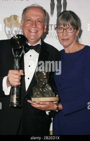 Joe Letteri, Abby Letteri 03/01/2020 24th Annual satellite Awards - Sala Stampa presso il Viceroy l'Ermitage Beverly Hills di Beverly Hills, California. Foto di I. Hasegawa / HNW / PictureLux
