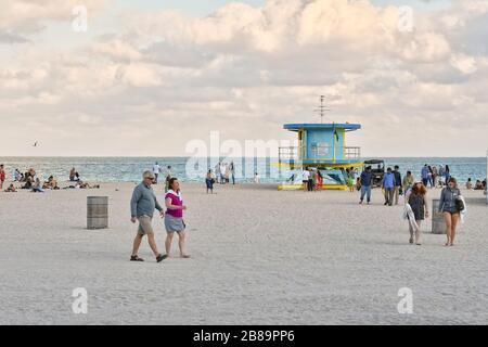 Miami Beach, Florida, Stati Uniti