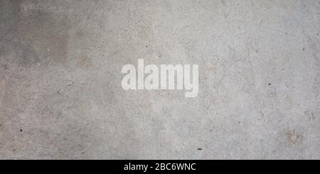 Moderna vernice grigia struttura calcarea sfondo argento metallo struttura grigia Foto Stock