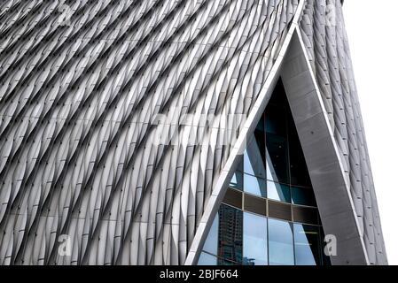 Hong Kong, Cina - architettura - Xiqu Center (Opera House) Foto Stock