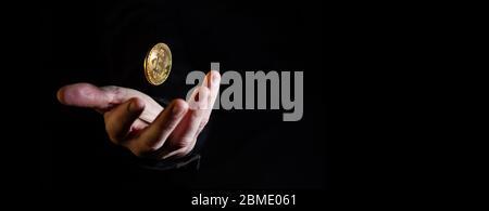 bitcoin accattonaggio