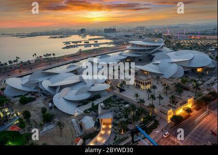 Alba Ariel Visualizza Museo Nazionale Qatar