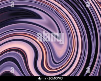 Fondo liquido astratto multicolore. Sfondo geometrico colorato. Composizione delle forme dei fluidi.
