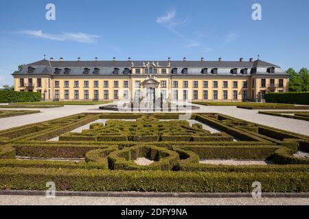 Geografia / viaggio, Germania, bassa Sassonia, Hannover, Giardini di Herrenhausen, balcone, Orangery, diritti aggiuntivi-spazio-Info-non-disponibile