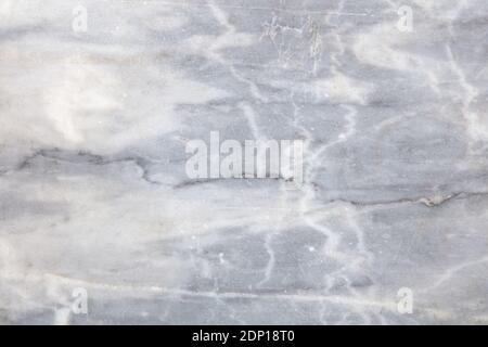 Grigio, sfondo in marmo naturale antico Foto Stock