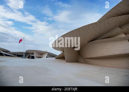 Bellissimo Museo Nazionale del Qatar