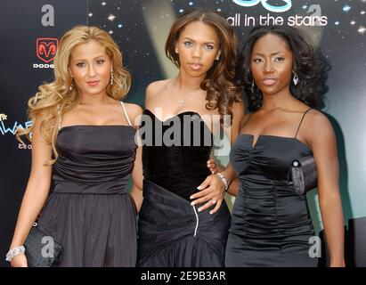 3LW partecipa ai 2006 BET Awards che si tengono presso il Shrine Auditorium di Los Angeles, CA, USA il 27 giugno 2006. Foto di Fiona Primavera/ABACAPRESS.COM