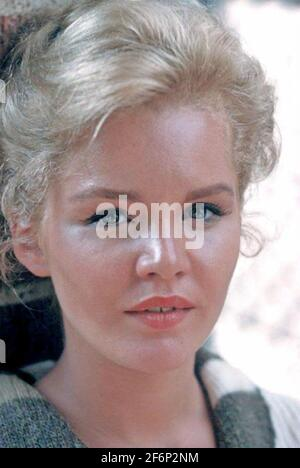 MARTEDÌ SALDATURA attrice film americano circa 1960. Foto: StarPix Foto Stock