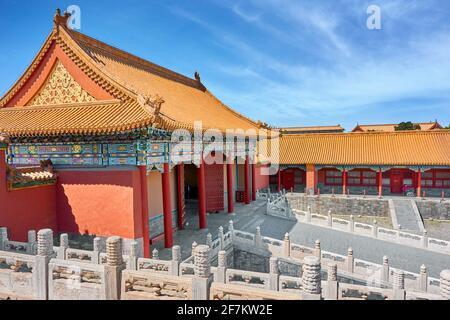 La città proibita a Pechino, Cina