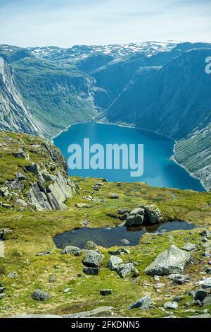 Bellissima la Norvegia