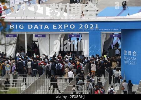 (210526) -- GUIYANG, 26 maggio 2021 (Xinhua) -- Foto ...