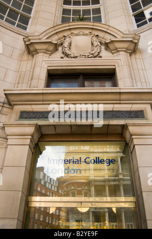 Imperial College London University superiore Foto Stock