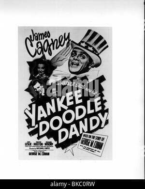 Yankee Doodle dandy(1942) poster ydd 008p raccolta movistore ltd Foto Stock