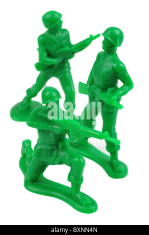Toy Soldiers, toy soldier Foto Stock